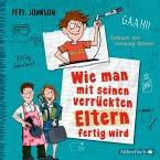 Wie man mit seinen verrückten Eltern fertig wird / Eltern Bd.3 (3 Audio-CDs)
