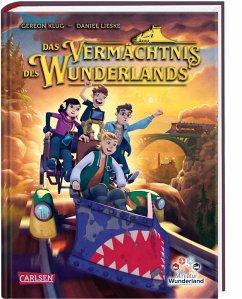 Das Vermächtnis des Wunderlands / Abenteuer Miniatur Wunderland Bd.1 - Klug, Gereon