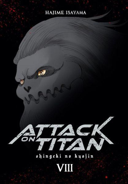 Buch-Reihe Attack on Titan Deluxe