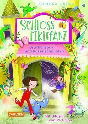 Buch-Reihe Schloss Firlefanz