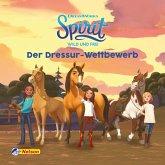 Maxi-Mini 72: Spirit: Der Dressur-Wettbewerb