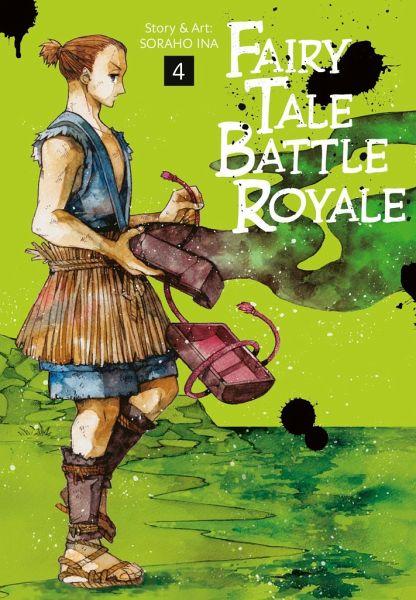 Buch-Reihe Fairy Tale Battle Royale