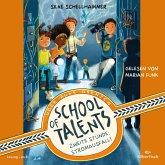 Zweite Stunde: Stromausfall! / School of Talents Bd.2 (2 Audio-CDs)