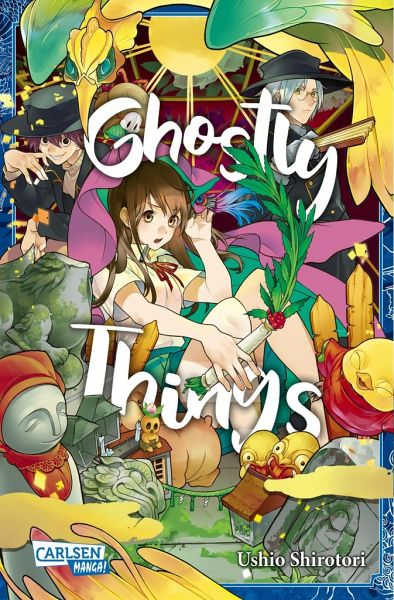 Buch-Reihe Ghostly Things