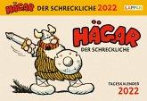 Hägar der Schreckliche - Tageskalender 2022