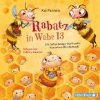 Rabatz in Wabe 13 (2 Audio-CDs)