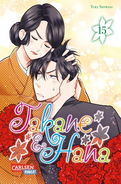 Buch-Reihe Takane & Hana