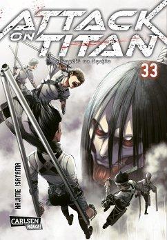 Attack on Titan Bd.33
