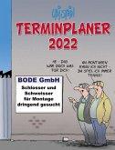 Uli Stein - Terminplaner 2022: Taschenkalender