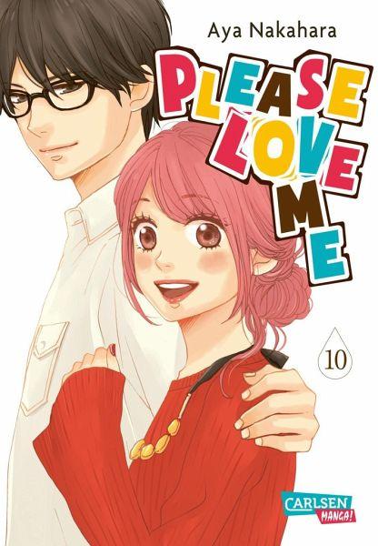 Buch-Reihe Please Love Me