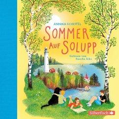 Sommer auf Solupp (3 Audio-CDs) - Scheffel, Annika