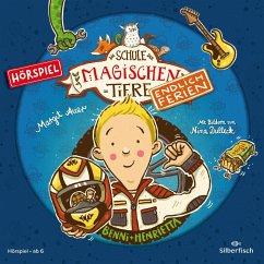 Benni und Henrietta / Die Schule der magischen Tiere - Endlich Ferien Bd.5 (1 Audio-CD) - Auer, Margit