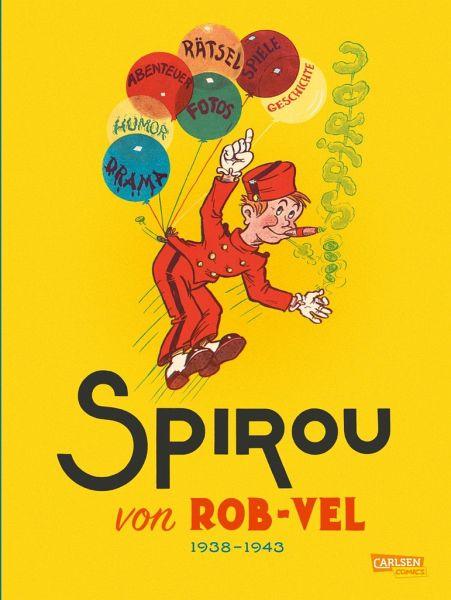 Buch-Reihe Spirou und Fantasio Gesamtausgabe - Classic