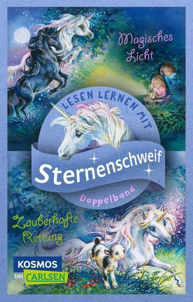 Doppelband für Erstleser - Sternenschweif: Magisches Licht / Zauberhafte Rettung