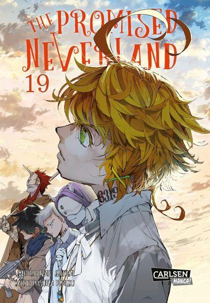 Buch-Reihe The Promised Neverland