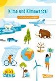 Pixi Wissen - Klima und Klimawandel