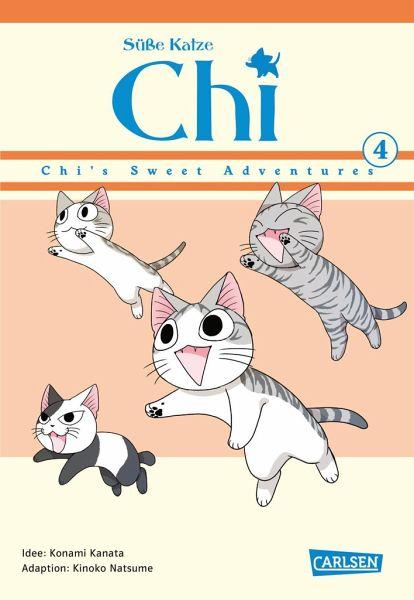 Buch-Reihe Süße Katze Chi: Chi's Sweet Adventures