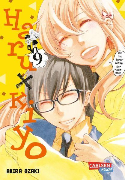Buch-Reihe Haru x Kiyo