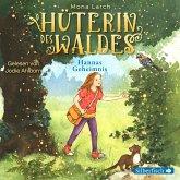 Hannas Geheimnis / Hüterin des Waldes Bd.1 (1 Audio-CD)