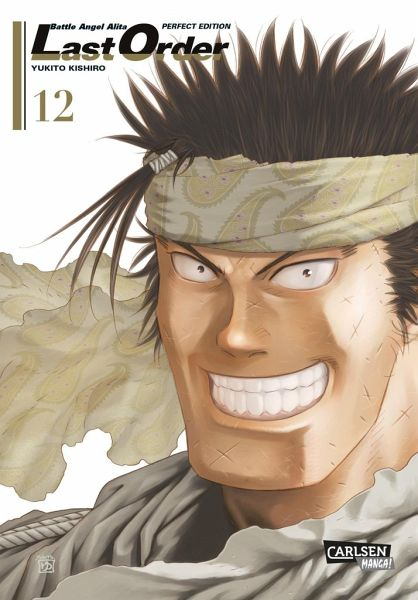 Buch-Reihe Battle Angel Alita - Last Order - Perfect Edition