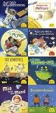Pixi-Bundle 8er Serie 274: Mit Pixi durchs Weltall (8x1 Exemplar)