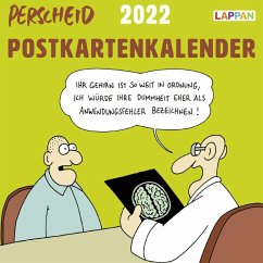 Perscheid Postkartenkalender 2022
