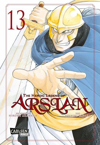 Buch-Reihe The Heroic Legend of Arslan