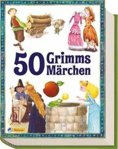 50 Grimms Märchen - Grimm, Jacob;Grimm, Wilhelm