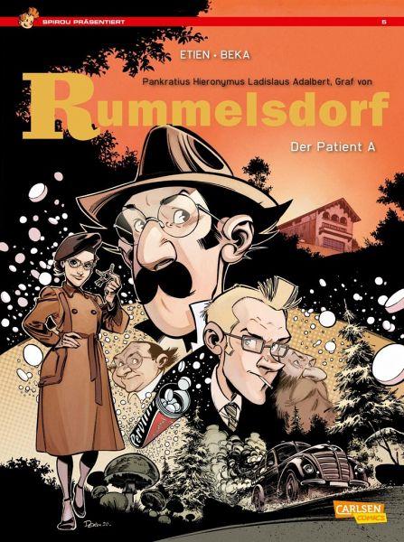Buch-Reihe Spirou präsentiert
