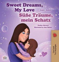 Sweet Dreams, My Love (English German Bilingual Book for Kids)