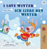 I Love Winter (English German Bilingual Children's Book)