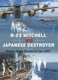 B-25 Mitchell vs Japanese Destroyer