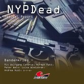 NYPDead - Medical Report, Folge 9: Bandenkrieg (MP3-Download)