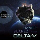 Delta-V (Ungekürzte Lesung) (MP3-Download)
