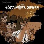 Die Göttinger Sieben, Folge 3: Das Zelt im Moor (MP3-Download)
