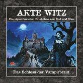 Akte Witz, Folge 1: Das Schloss der Vampirbraut (MP3-Download)