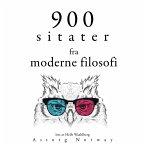 900 sitater fra moderne filosofi (MP3-Download)