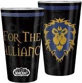 ABYstyle - World Of Warcraft Alliance Xl-Glas- 400 ml