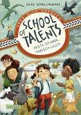 Erste Stunde: Tierisch laut! / School of Talents Bd.1 (eBook, ePUB)