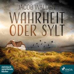 Wahrheit oder Sylt, 1 MP3-CD - Walden, Jacob