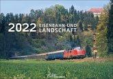 Eisenbahn und Landschaft 2022