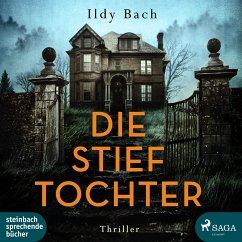 Die Stieftochter, 2 MP3-CD - Bach, Ildy