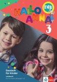 Hallo Anna 3 neu. Lehrbuch mit 2 Audio-CDs