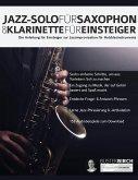 Jazz-Solo fu¨r Saxophon & Klarinette fu¨r Einsteiger