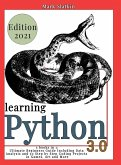 Learning Python: 3 Books in 1: Ultimate Beginners guide Including Data Analysis and 50 Step-By-Step Coding Projects in Games, Art and M