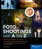 Fotoshootings von A bis Z (eBook, PDF)