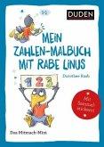 Mein Zahlen-Malbuch mit Rabe Linus
