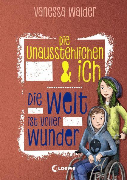 Buch-Reihe Die Unausstehlichen & ich