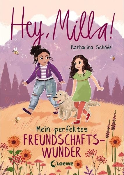 Buch-Reihe Hey, Milla!