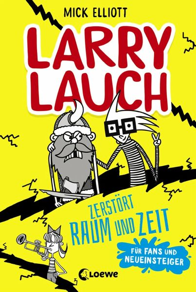 Buch-Reihe Larry Lauch